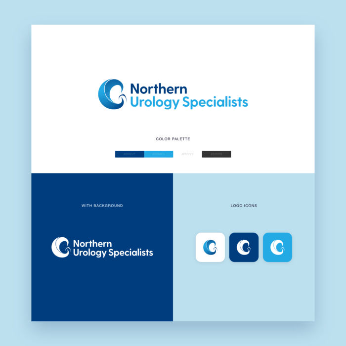 Northern Urologist Specialist Logo Design